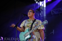 Alabama Shakes Perform at Austin City Limits Music Festival 2015 in Austin, Texas on Saturday, October 3.