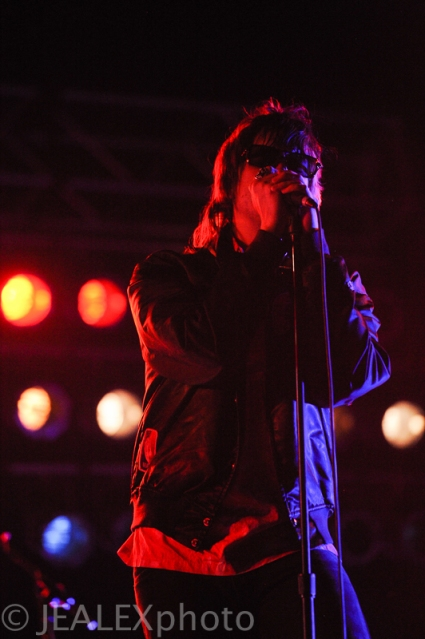 The Strokes Perform at Austin City Limits Music Festival 2015 in Austin, Texas on Sunday, October 4.