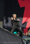 Billy Idol Performs at Austin City Limits Music Festival 2015 in Austin, Texas on Friday, October 2.