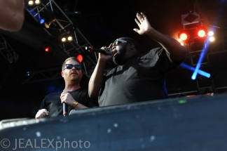 Run The Jewels Perform at Austin City Limits Music Festival 2015 in Austin, Texas on Friday, October 2.