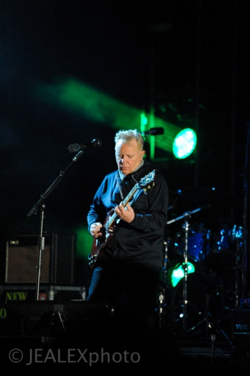 New Order Performs at the Day For Night Festival in Houston, Texas on December 19, 2015.